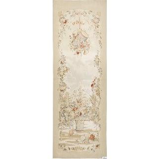 Chinese Silk Abbuson Tapestry