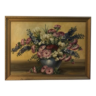 """Painting of """"Forever Bouquet"""", 1950s"""