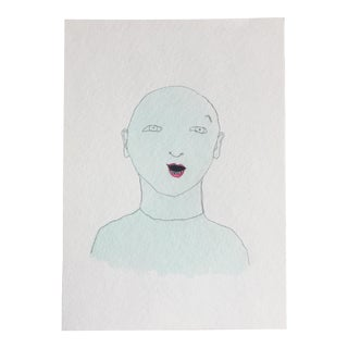 Minimal Portrait Painting