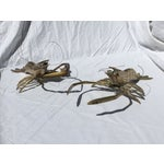 Image of Brass Lobsters - Pair