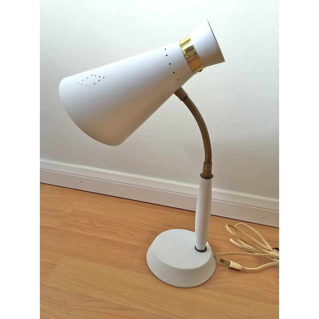 Mid-Century Bullet Lamp - Image 4 of 8