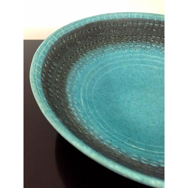Vintage Italian Raymor Bitossi Pottery Bowl - Image 3 of 6