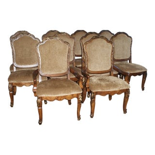 Classic Dining Room Chairs - 10