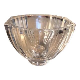 Kosta Boda Crystal Bowl
