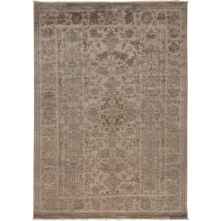 """Vibrance Hand Knotted Area Rug - 5' 10"""" X 8' 2"""""""