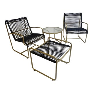Brown Jordan Patio Set - Set of 4