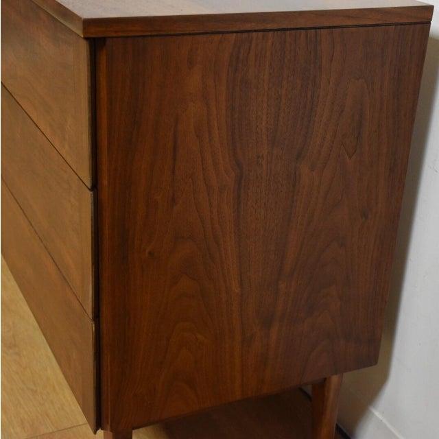 Stanley Walnut Dresser - Image 4 of 10