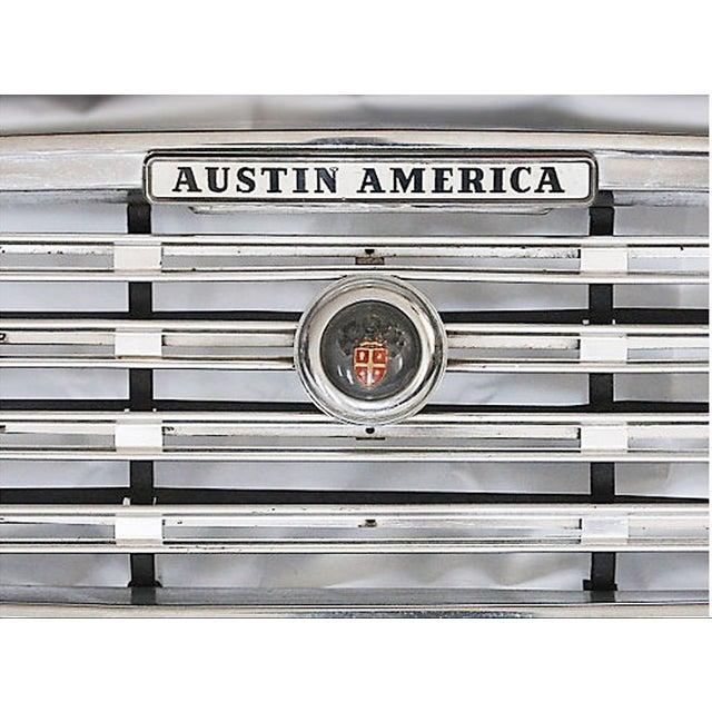 Image of Vintage Austin America Automobile Grill