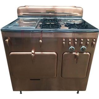 Copper Chambers Range Oven
