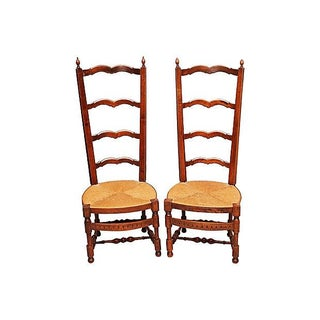 French Side Chairs - Pair