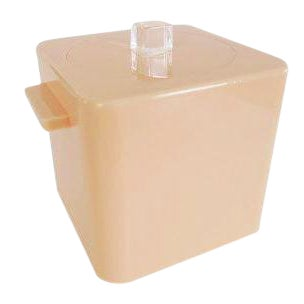 Vintage Mid-Century Georges Briard Square Ice Bucket
