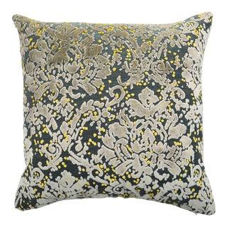 Italian Damask Velvet Pillow