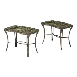 Philip and kelvin laverne occasional tables