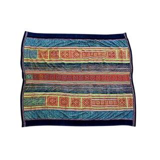 Handwoven Vietnamese Quilt Cover