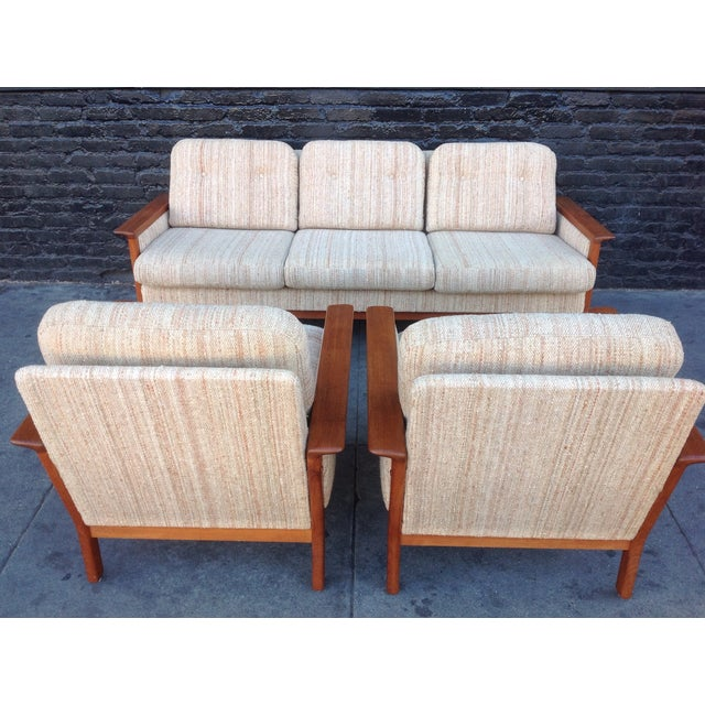 Mid Century Danish Teak Sofa - Image 8 of 8