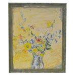 Image of Floral Still Life - Max Pollak C.1950s