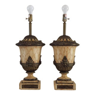 Stunning Sarried Ltd Table Lamps - A Pair