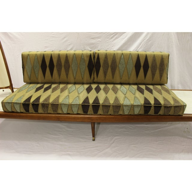 Mid Century Modern Adrian Pearsall Floating Sofa - Image 7 of 9