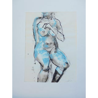 Femme Francais Drawing