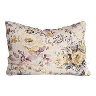 Kim Salmela Floral Pillow