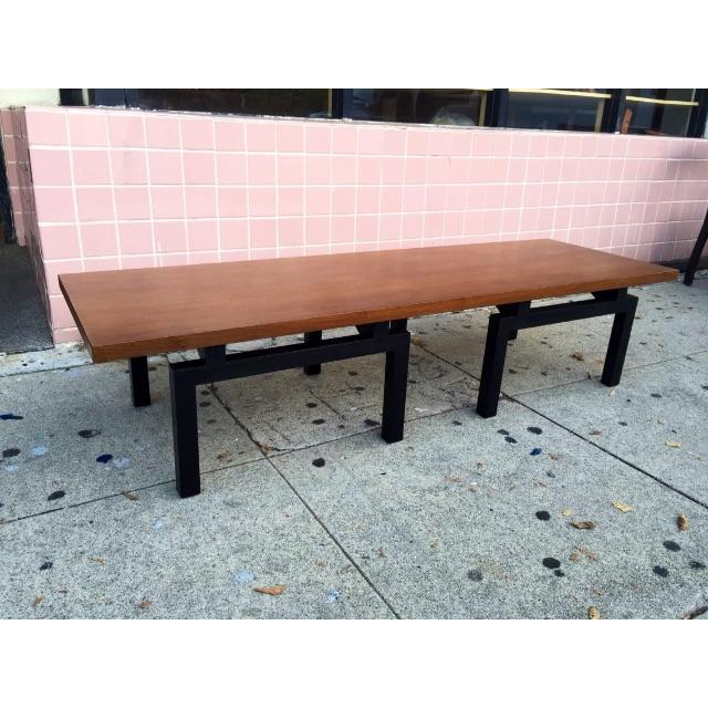 Image of Mid-Century Geometrical Coffee Table by Lane