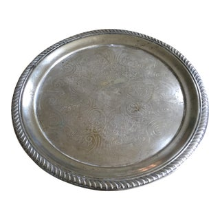 Vintage F.B. Rogers Silver Co. Tray