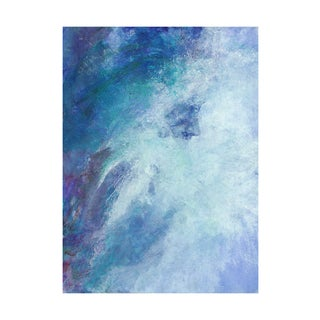 "Roxanna Bergner ""Old Man in the Mist"" Giclee Print"
