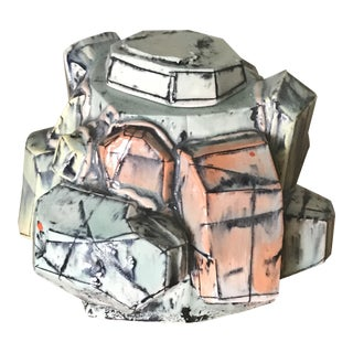 Brett Freund Ceramic Jar