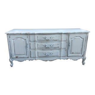 Thomasville Shabby Chic French Provincial Dresser