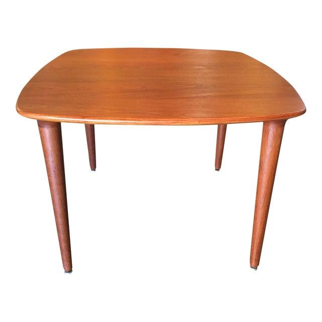 Image of Norwegian Side Table in Teak