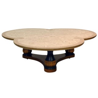 Hollywood Regency Monteverdi Young Cocktail Table by M. Bailey