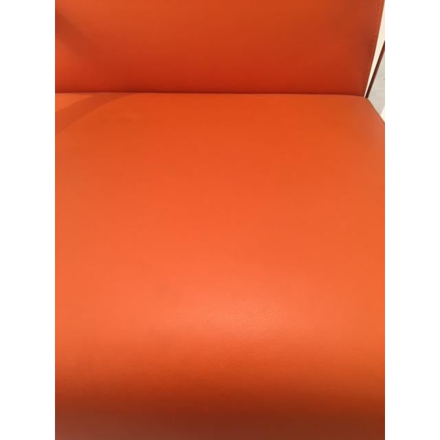 Holly Hunt Aileron Dining Arm Chair - Image 6 of 9