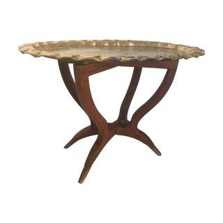 Beautiful Moroccan Tray Table