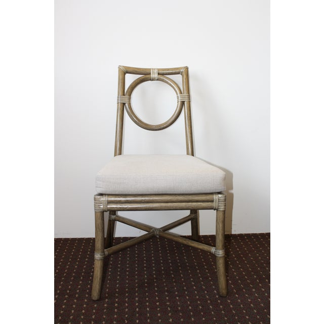 Image of McGuire Thomas Pheasant Open Back Chair