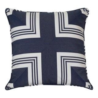 Ralph Lauren Nautical Striped Pillow