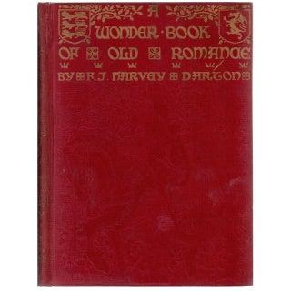 Wonder Book of Old Romance
