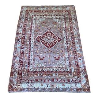 """Vintage Turkish """"Leon"""" Rug - 4'1"""" x 6'2"""""""