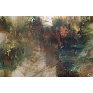 Jagged Onset Original Painting