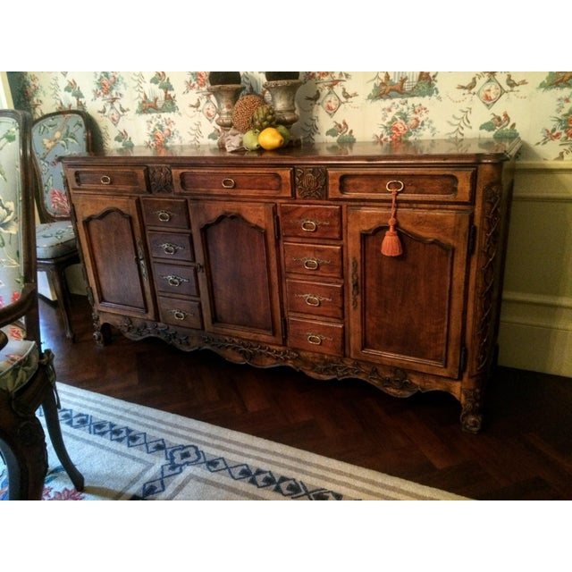Mount Airy Furniture Co French Provincial Sideboard