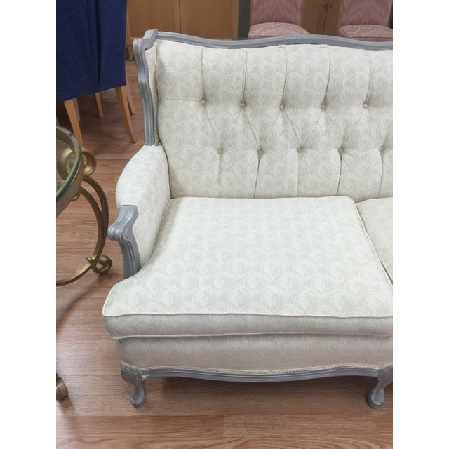 Vintage French Provincial Sofa - Image 3 of 11