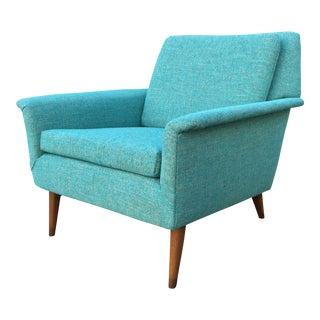 Danish Modern Folke Ohlsson Club Chair