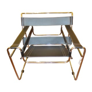 Vintage Wassily Style Chair