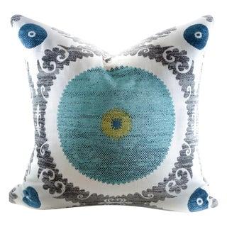 Suzani Gulkurpa Accent Pillow