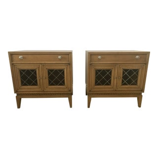 Vintage Nightstands - a Pair