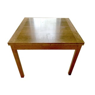 Mid-Century Danish Am Mobler Dining Table