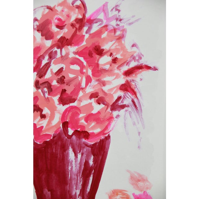 Abstract Floral Bouquet by Cleo - Image 3 of 3
