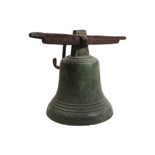 1800s Nantucket Whaling Ship Bell
