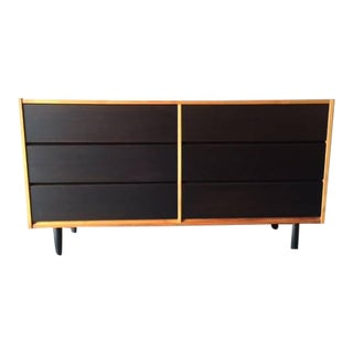 Vintage Refinished Teak Danish Dresser