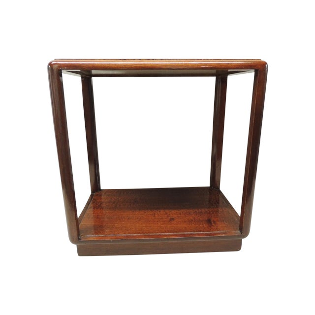 Mid-Century Modern Dunbar Side Table - Image 1 of 3