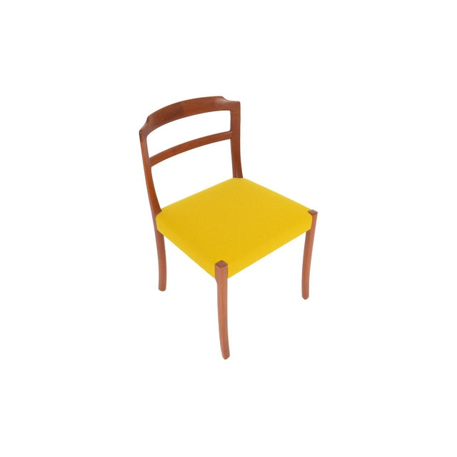 Ole Wanscher Teak Dining Chairs - Set of 6 - Image 5 of 8